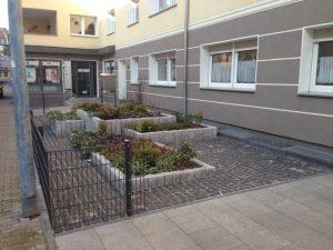 Zaunbau und Beete Korte Garten- und Landschaftsbau