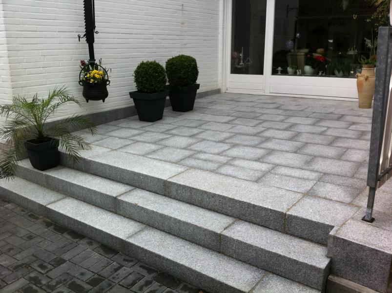Steinstufen Korte Garten- und Landschaftsbau