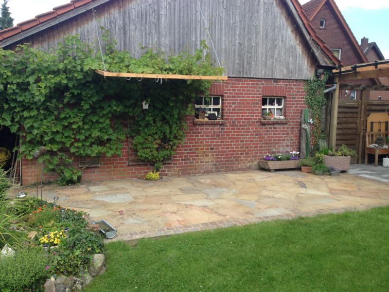 Steinpflasterung Korte Garten- und Landschaftsbau