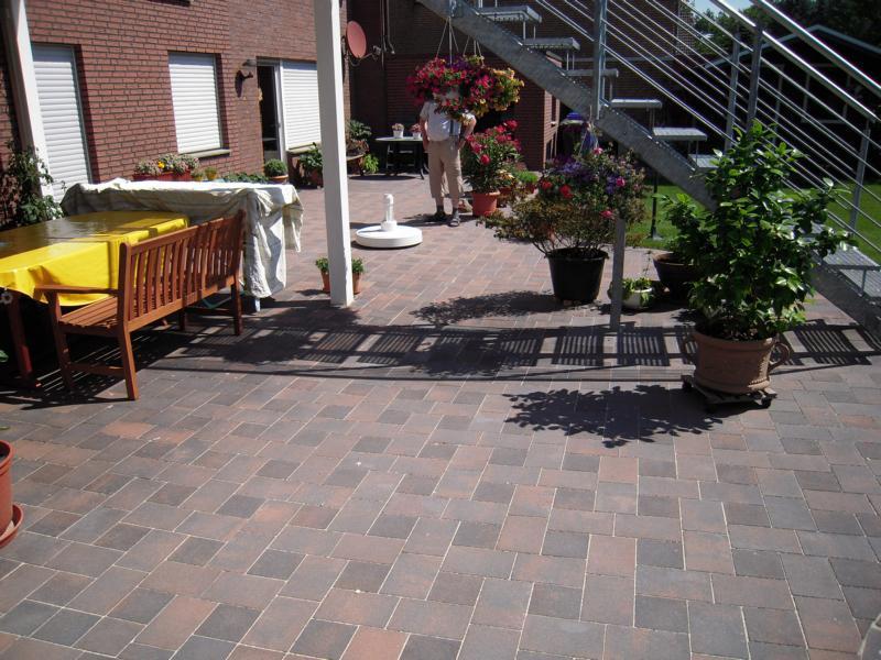 Terassenbau Korte Garten- und Landschaftsbau