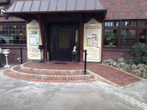 Pflasterung Restaurant Korte Garten- und Landschaftsbau