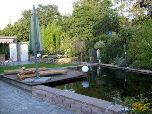 Teichgestaltung Korte Garten- und Landschaftsbau