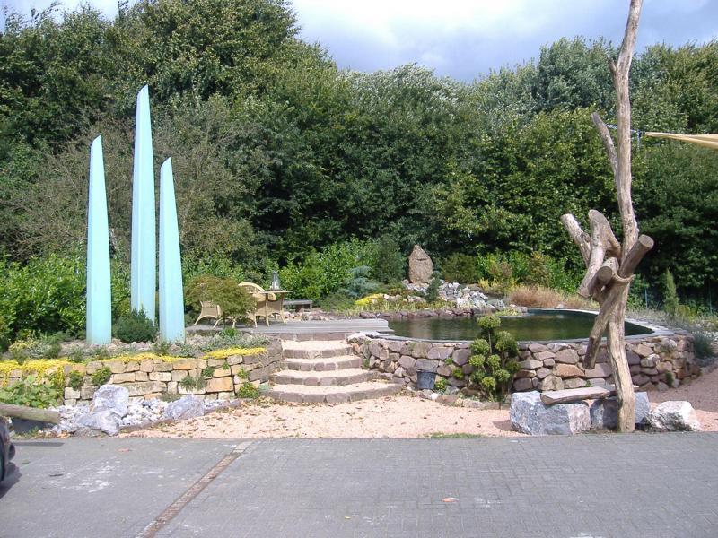 Teichlandschaft Korte Garten- und Landschaftsbau