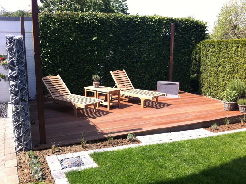 Sonnenliegen Korte Garten- und Landschaftsbau
