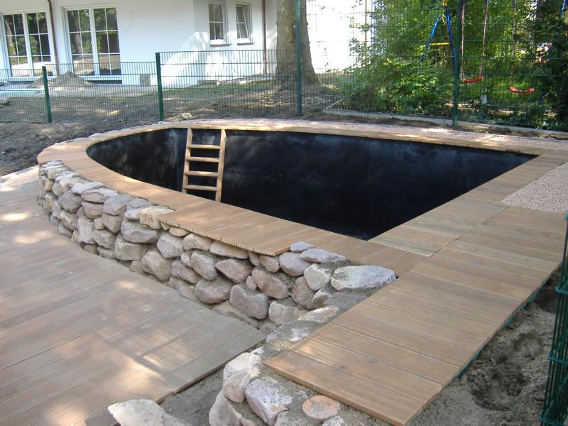 Teichbau Korte Garten- und Landschaftsbau