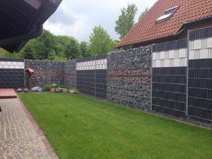 Steinzaun Korte Garten- und Landschaftsbau