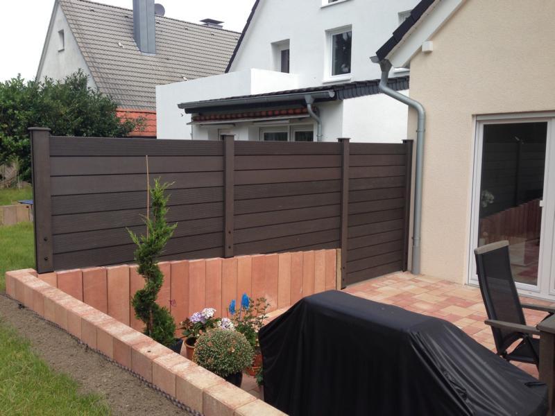 Zaunbau Holz Korte Garten- und Landschaftsbau