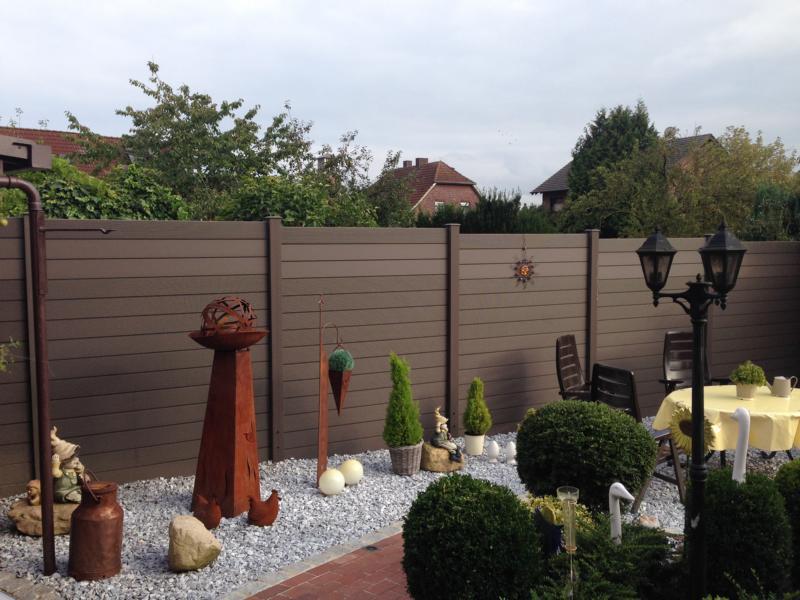 Zaunbau Gartendeko Korte Garten- und Landschaftsbau