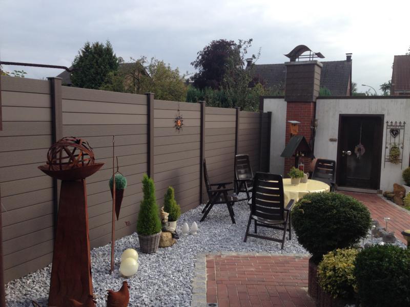 Zaunbau Steinbeet Korte Garten- und Landschaftsbau