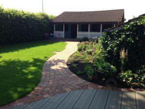 Wegpflasterung Korte Garten- und Landschaftsbau