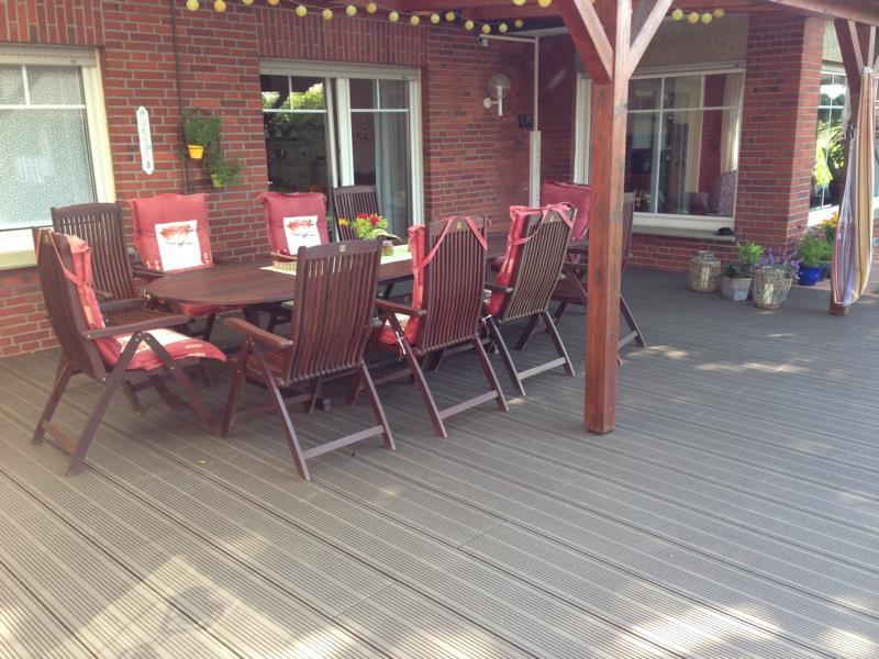 Terasse Sitzgelegenheit Korte Garten- und Landschaftsbau