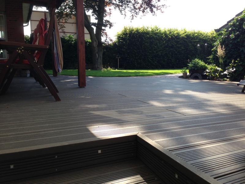 Holzterasse Korte Garten- und Landschaftsbau