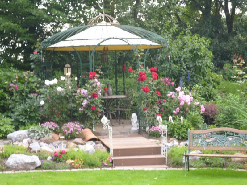 Gartenlaube Korte Garten- und Landschaftsbau