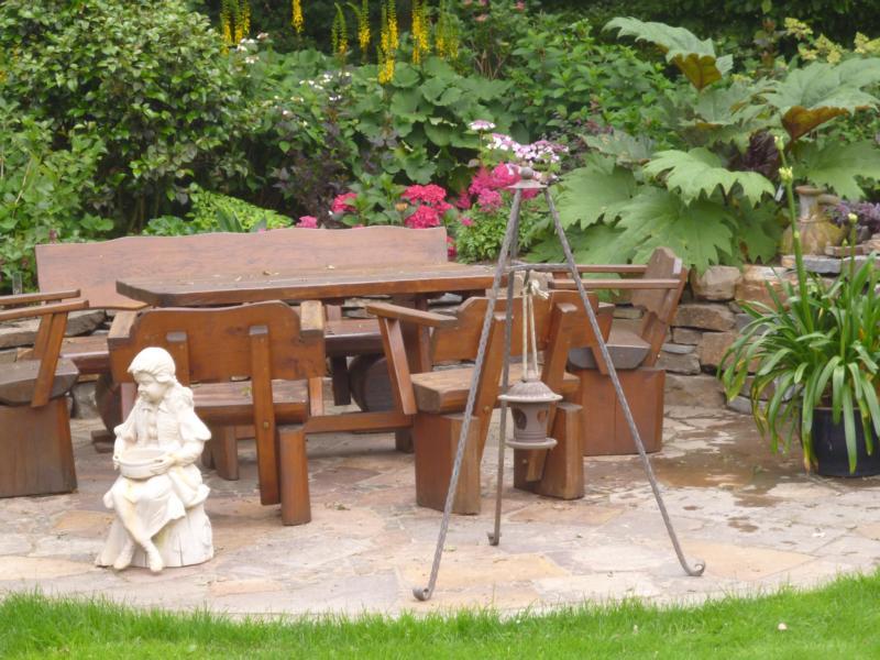 Terasse Sitzecke Korte Garten- und Landschaftsbau